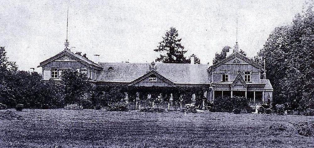 1905. Häärber, esikülg. PK, kirj. A. Assor