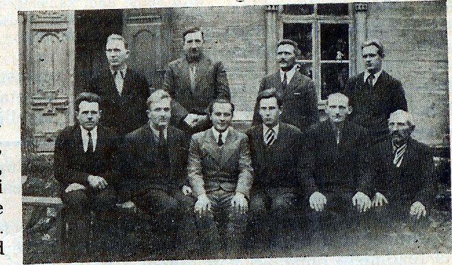 1934. Uks. Sänna RS juhtivad tegelased. Sänna album II