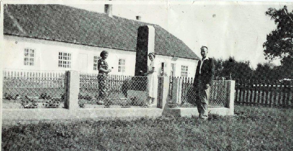 1937. VS mälestussammas. Dat. 27.06.1937. Sänna Rmtk.