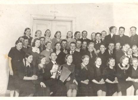 1940 u. Saalis. Ü. Jansoni kogust.