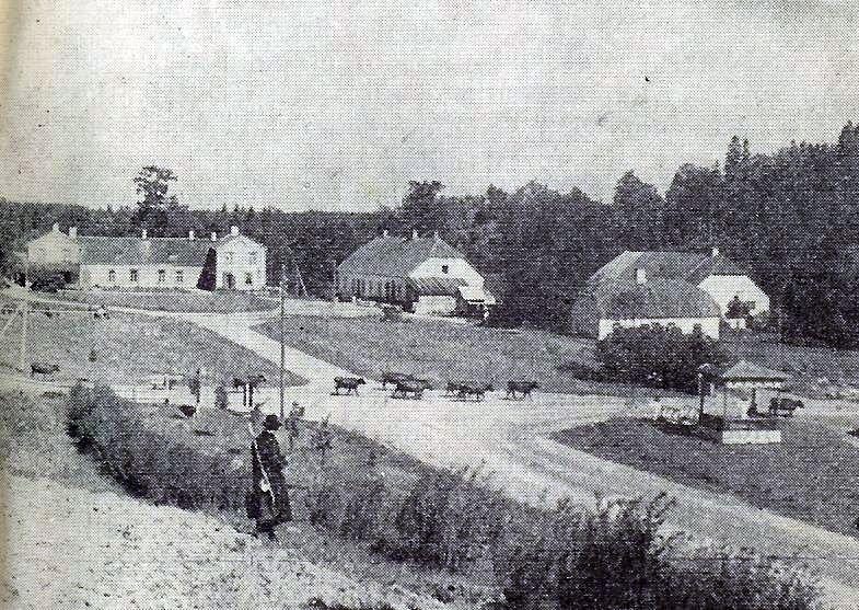 1960. u. Sänna keskus. A. Ivask. Haanjamaa, 1961.