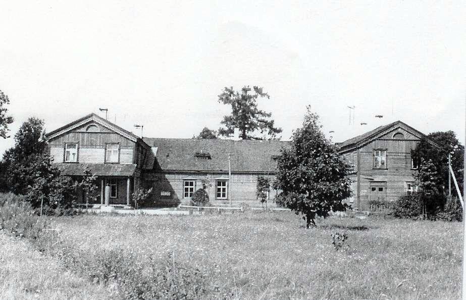 1972. Klubi esikülg. V. Ranniku 1977, MKA P-3265.
