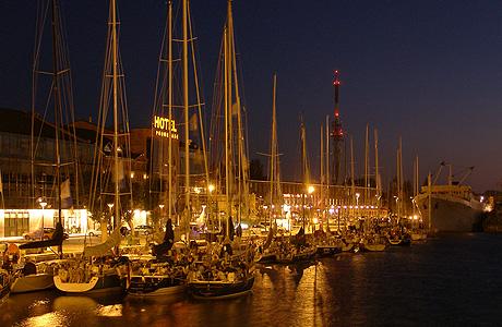 Yacht fest_Liepaja port