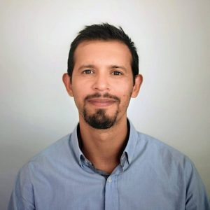 Charlie Moreno-Romero