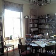 Kirjanduslik kokkusaamine – KAKS MEEST SÄNNAST